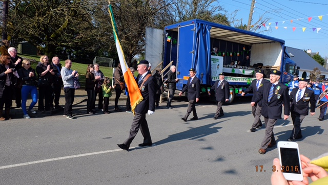 St Patrick's Day Parade, Riverstown.